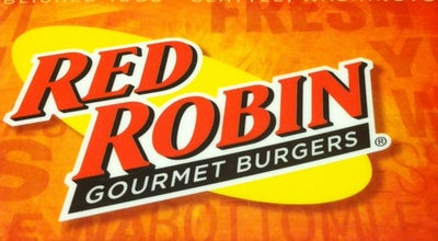 Photo of Burger Joint Red Robin Gourmet Burgers at 1235 Commerce Blvd, Scranton, PA 18519, United States