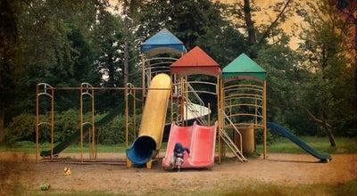 Photo of Playground Детская площадка at Парк «березовая Роща», Москва, Russia