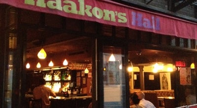 Photo of Bar Haakons Hall at 420 W 119th St, New York, NY 10027, United States