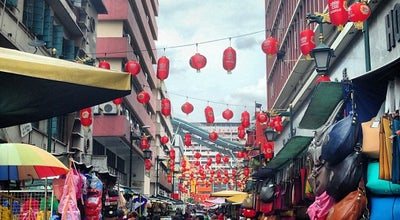 Photo of Plaza Petaling St. (茨厂街 Chinatown) at Jalan Petaling, Kuala Lumpur 50000, Malaysia