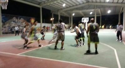 Photo of Basketball Court Liga Municipal Basketball Coatzacoalcos at Francisco I. Madero #800, Coatzacoalcos 96400, Mexico
