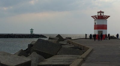 Photo of Beach Havenmond Rood at Netherlands