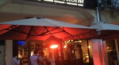 Photo of French Restaurant L'Apostrophe at 59 Place Drouet D'erlon, Reims 51100, France