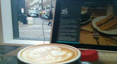 Photo of Coffee Shop Timberyard at 7, London WC2H 9DL, United Kingdom