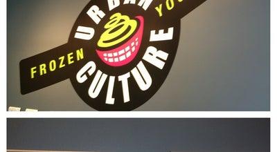 Photo of Frozen Yogurt Urban Culture Frozen Yogurt at 9755 76th St, Pleasant Prairie, WI 53158, United States