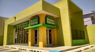 Photo of Dessert Shop Helados Sultana at Guadalupe, Mexico