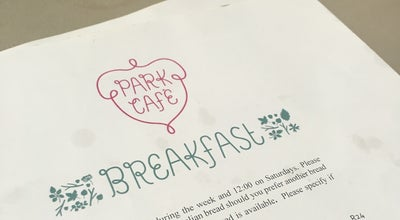Photo of Breakfast Spot Park Cafe at 126 Jan Smuts Ave, Johannesburg 2121, South Africa