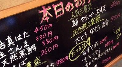 Photo of Sushi Restaurant 回転さかなや鮨 魚忠 則武本通店 at 則武本通2-52, 名古屋市中村区 453-0017, Japan