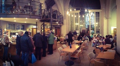 Photo of Cafe Michaelhouse Café at St Michael's Church, Cambridge CB2 1SU, United Kingdom