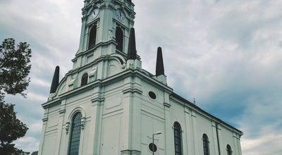 Photo of Church Isteni Ige templom (Avas-Déli Római és Görög Katolikus Templom) at Fényi Gyula Tér 4., Miskolc 3529, Hungary