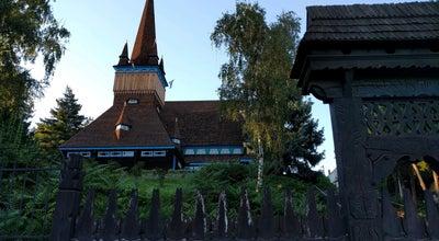 Photo of Church Deszkatemplom at Tetemvár Középső Sor 160., Miskolc, Hungary