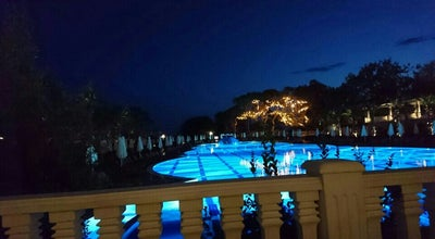Photo of Italian Restaurant Rubi Platinum Bistro Terrazza at Rubi Platinum Spa Resort & Suites, Turkey