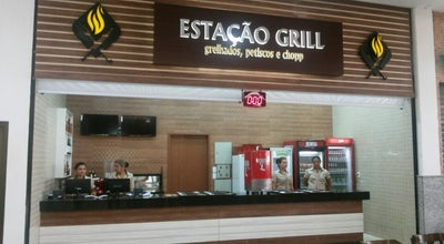 Photo of Brazilian Restaurant Estação Grill at Parnaiba Shopping, Brazil