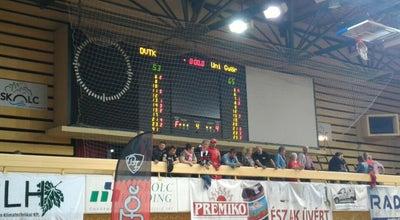 Photo of Basketball Court Miskolci Generali Aréna at Hungary