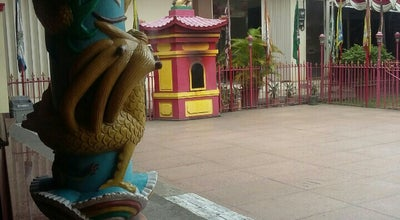 Photo of Temple Klenteng Ban Hing Kiong at Chinese Town, Manado 95122, Indonesia
