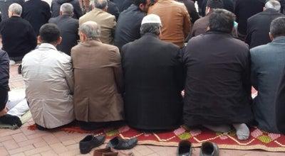 Photo of Mosque Hamidiye Camii at Salihli, Manisa, Turkey