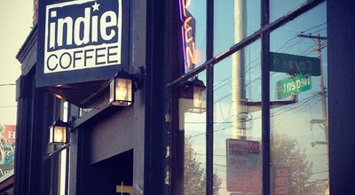 Photo of Coffee Shop Indie Coffee at 1225 Regent St, Madison, WI 53715, United States