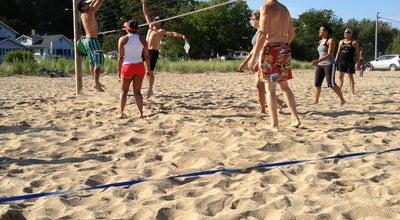 Photo of Beach Volleyball at Captain Thomas Blvd & Ocean Ave, West Haven, CT, United States