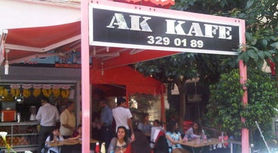 Photo of Juice Bar Ak Kafe at Kushimoto Cad., Mersin 33110, Turkey