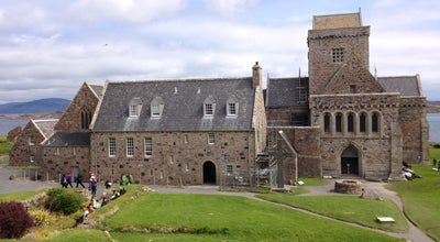 Photo of Historic Site Iona Abbey at Iona Abbey Isle Of Iona, Isle of Iona PA76 6SQ, United Kingdom