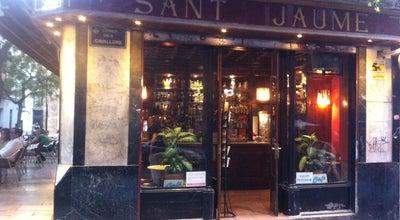 Photo of Cafe Café Sant Jaume at Plaça De L'espart, Valencia, Spain