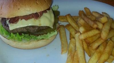 Photo of American Restaurant Meat Burger & Steakhouse at Kıbrıs Şehitleri Cad. No:79/a, Muğla 48400, Turkey