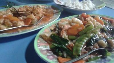 Photo of Asian Restaurant Nasi Goreng Bang Fadhil at Jl. Hayam Wuruk, Jombang Food Center, Jombang, Indonesia