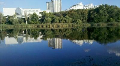 "Photo of Park Parcul ""Valea Trandafirilor"" at Bd. Decebal, Chișinău, Moldova"