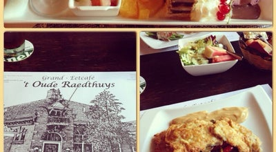 Photo of Diner 't Oude Raedthuys at Schiedamseweg 26, Schiedam 3121 JH, Netherlands
