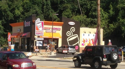 Photo of Coffee Shop Dunkin' Donuts at 3200 Saw Mill Run Blvd, Pittsburgh, PA 15227