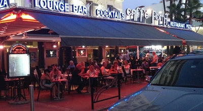 Photo of Italian Restaurant Caffé Roma at 1 Square Mérimée, Cannes 06400, France