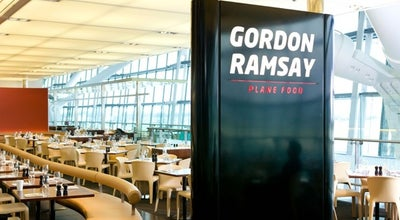 Photo of Restaurant Gordon Ramsay Plane Food at At Terminal 5, Hounslow TW6 2GW, United Kingdom