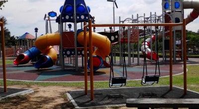 Photo of Playground Hutan Bandar MJBT at Skudai, Malaysia