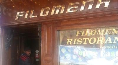 Photo of Italian Restaurant Filomena Ristorante at 1063 Wisconsin Ave Nw, Washington, DC 20007, United States