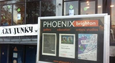 Photo of Art Gallery Phoenix Brighton at 10-14 Waterloo Pl, Brighton BN2 9NB, United Kingdom