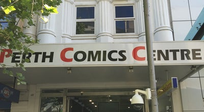 Photo of Toy / Game Store Perth Comics Centre at Australia