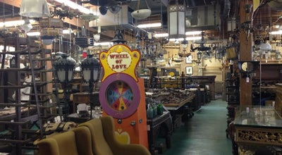 Photo of Antique Shop Architectural Artifacts at 4325 N Ravenswood Ave, Chicago, IL 60613, United States