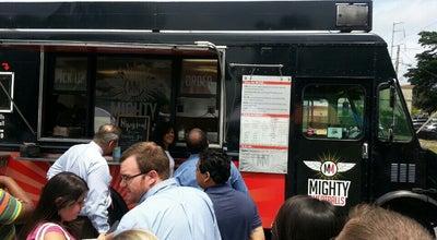 Photo of Food Truck Mighty Meatballs at Atlanta, GA 30318, United States