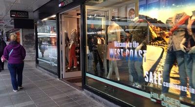 Photo of Clothing Store Hilfiger Denim at Lijnbaan 55, Rotterdam 3012EL, Netherlands