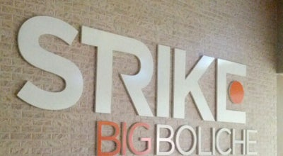 Photo of Bowling Alley Strike Big Boliche at R. São Paulo, Cascavel 85806-110, Brazil