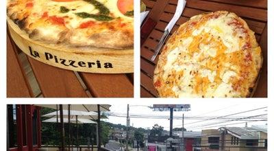 Photo of Pizza Place La Pizzeria at Centro Comercial Los Castaños, Av. Masferrer., El Salvador