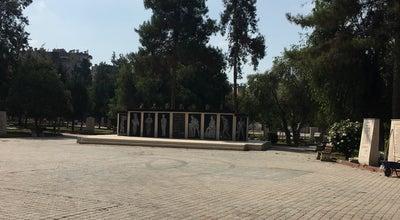 Photo of Park Atatürk Gençlik Parkı at tarsus, Turkey