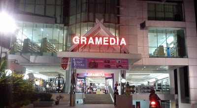 Photo of Bookstore Gramedia at Jl. Prof. Dr. Soemantri Brojonegoro No. 52, Kebun Jeruk 36129, Indonesia