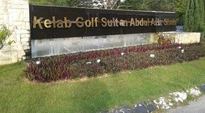 Photo of Golf Course Kelab Golf Sultan Abdul Aziz Shah (KGSAAS) at 2-56 Jalan Kelab Golf 13/3, Shah Alam 40100, Malaysia