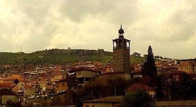Photo of Historic Site Саат Кула | Clock Tower at Kole Nedelkovski, Veles 1400, Macedonia