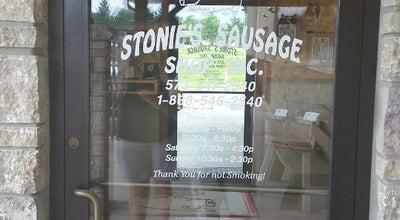 Photo of BBQ Joint Stonie's Sausage Shop Inc. at 1507 Edgemont Blvd, Perryville, MO 63775, United States