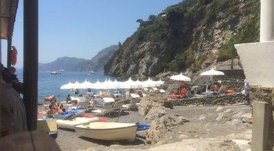 Photo of Mediterranean Restaurant Da Adolfo at Via Laurito, 40, Positano 84017, Italy