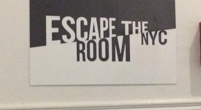 Photo of Tourist Attraction Escape The Room NYC Downtown at 107 Suffolk St, New York City, NY 10002, United States
