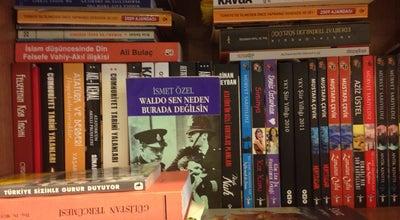 Photo of Bookstore İnkilap Kitabevi Genel Merkez at Turkey