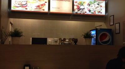 Photo of Burger Joint Amber Grill at Tvirtoves Al. 37, Kaunas, Lithuania